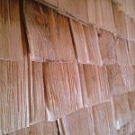 All Good in the Wood Hand clefted oak english shingles