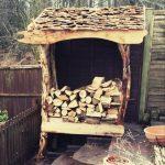 AGIW Log Shed