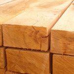 All good in the wood hard wood sleeper sweet chestnut oak