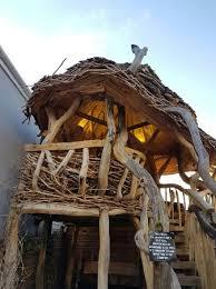 All Good in The Wood creative hub tree house