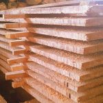 All Good in The wood- English Oak Square edge cladding