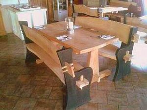 Furniture Handmade Sweet Chestnut And English Oak