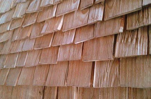 All good in the Wood Hand clefted (handmade oak) Oak shingles